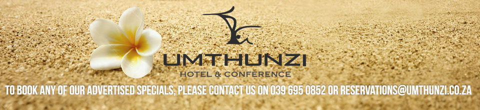 Umthunzi Hotel & Conference.  Book online.