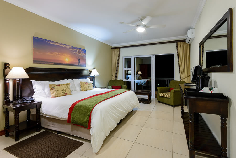 2 nights in a Deluxe sharing room @ R595 pppn