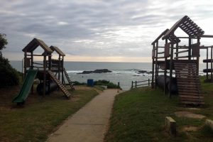 Child friendly facilities at Tweni Beach