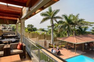 Umthunzi Hotel & Conference Terrace Deck