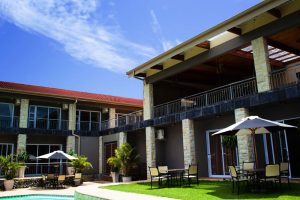 Umthunzi Hotel & Conference outside view