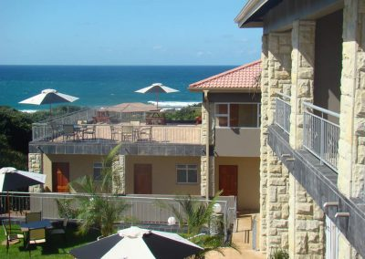 Umthunzi Hotel & Conference sea view