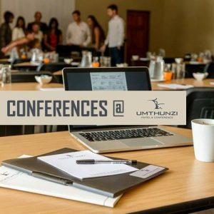 Conferences  @ Umthunzi