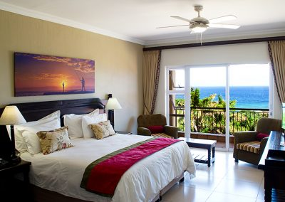 Umthunzi Hotel Accommodation - Room with sea view
