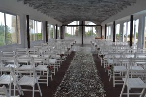 Milkwood Wedding Chapel @ Umthunzi Hotel