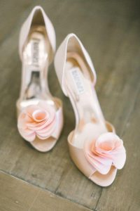 Bridal shoes @ Umthunzi