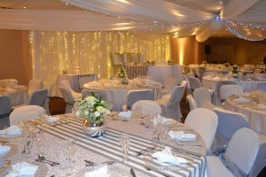 Wedding reception @ Umthunzi Hotel