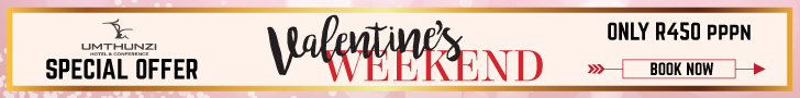 Umthunzi Valentine's Weekend Special 2017