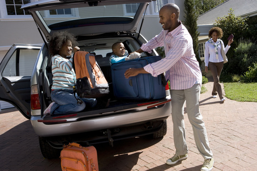 stress free packing for family holidays