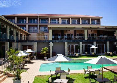 Umthunzi Hotel & Conference REDUCED Conf rooms, pool, Terrace Deck and Block B & C