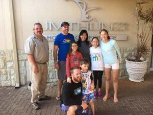 Family fishing weekend 2016