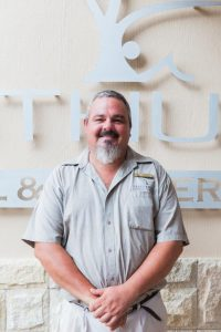 Umthunzi Staff - Cornel van Zyl.  Assistant manager