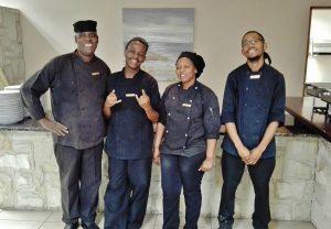 Umthunzi Hotel Chefs