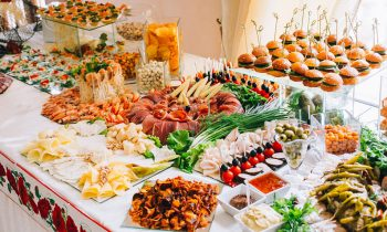 The Ultimate Cheat Sheet on Catering for Conferences