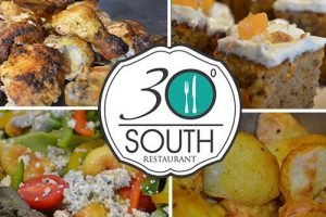 30 ° South Restaurant logo