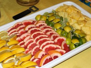 Delicious Mexican cuisine platters