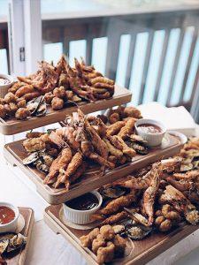 Umthunzi seafood platters