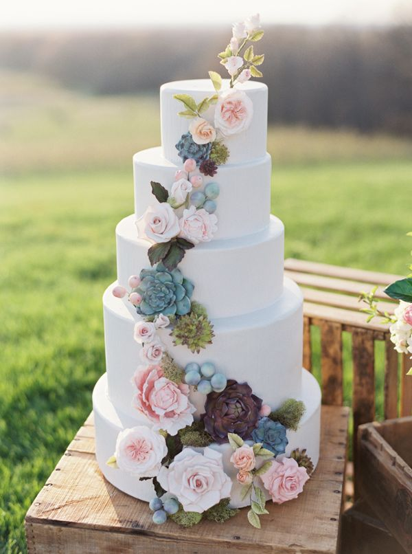 The Top Wedding Cake Trends For 2018 Updated 2019
