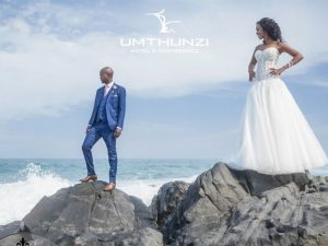 Romantic weddings at Umthunzi Hotel & Conference