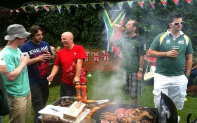 The Evolution of the South African Braai