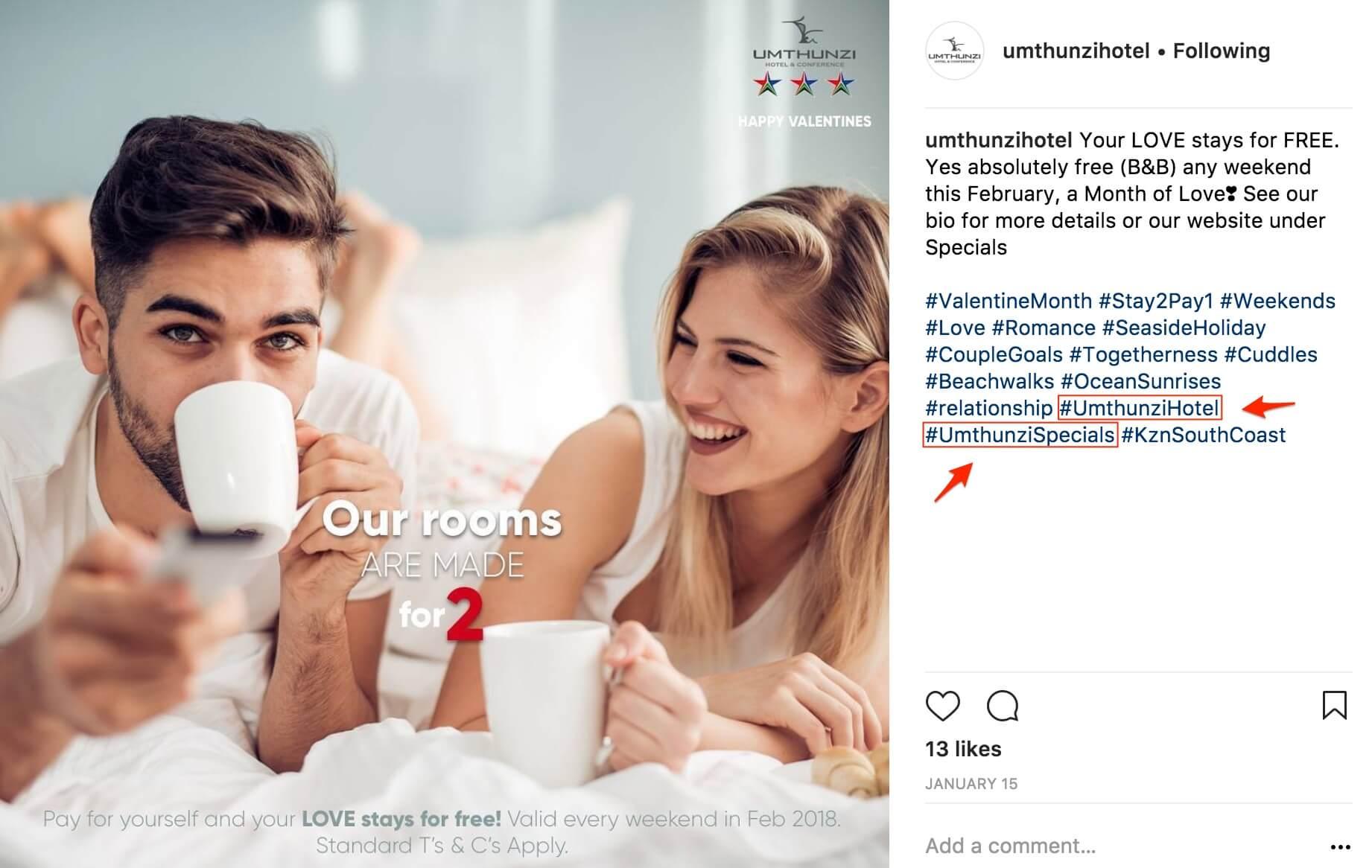 Instagram for event marketing
