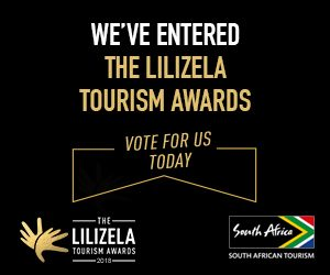 Vote for Umthunzi in the 2018 Lilizela Tourism Awards