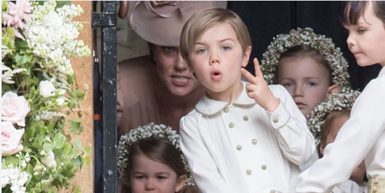 The verdict is out about children at weddings and never before has an opinion poll been so heated and debated.