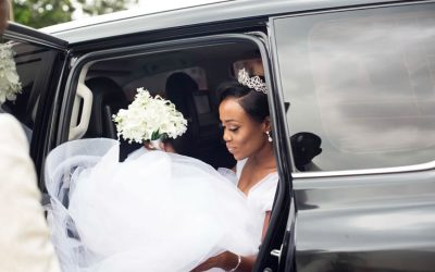 Just married – bridal transport