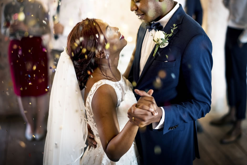 Read all about music selection for your wedding day on our blog