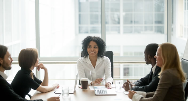 The hot seat – where to sit at a meeting