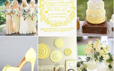 2021 Pantone colour trends for weddings